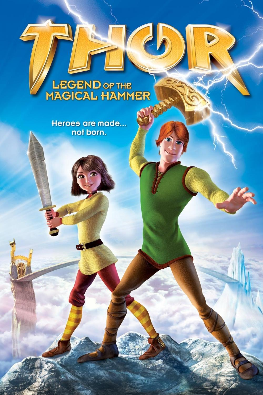 Legends of Valhalla: Thor (2011)