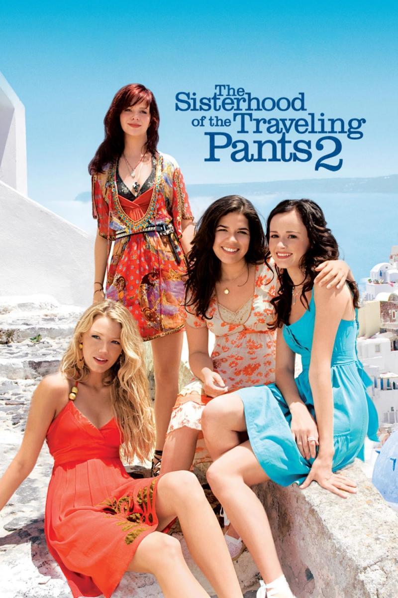 The Sisterhood of the Traveling Pants 2 (2008)
