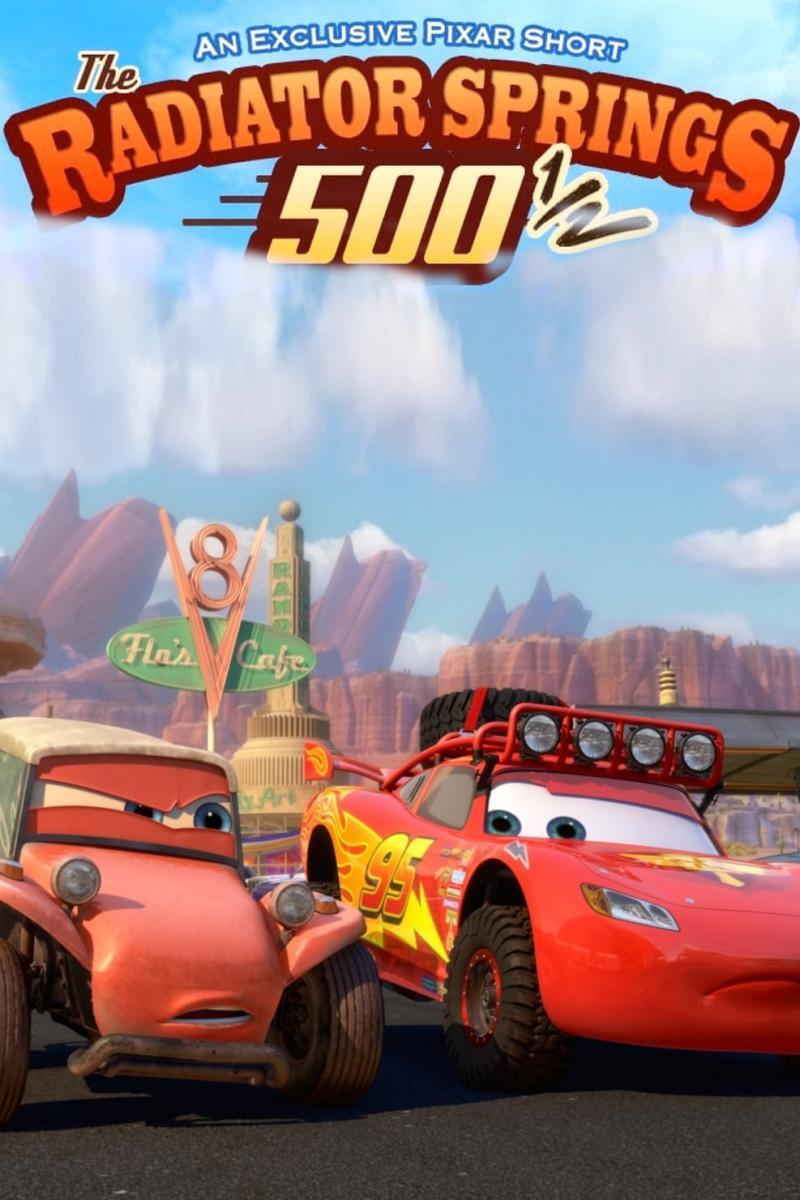 The Radiator Springs 500 ½ (2014)