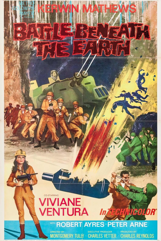 Battle Beneath the Earth (1967)
