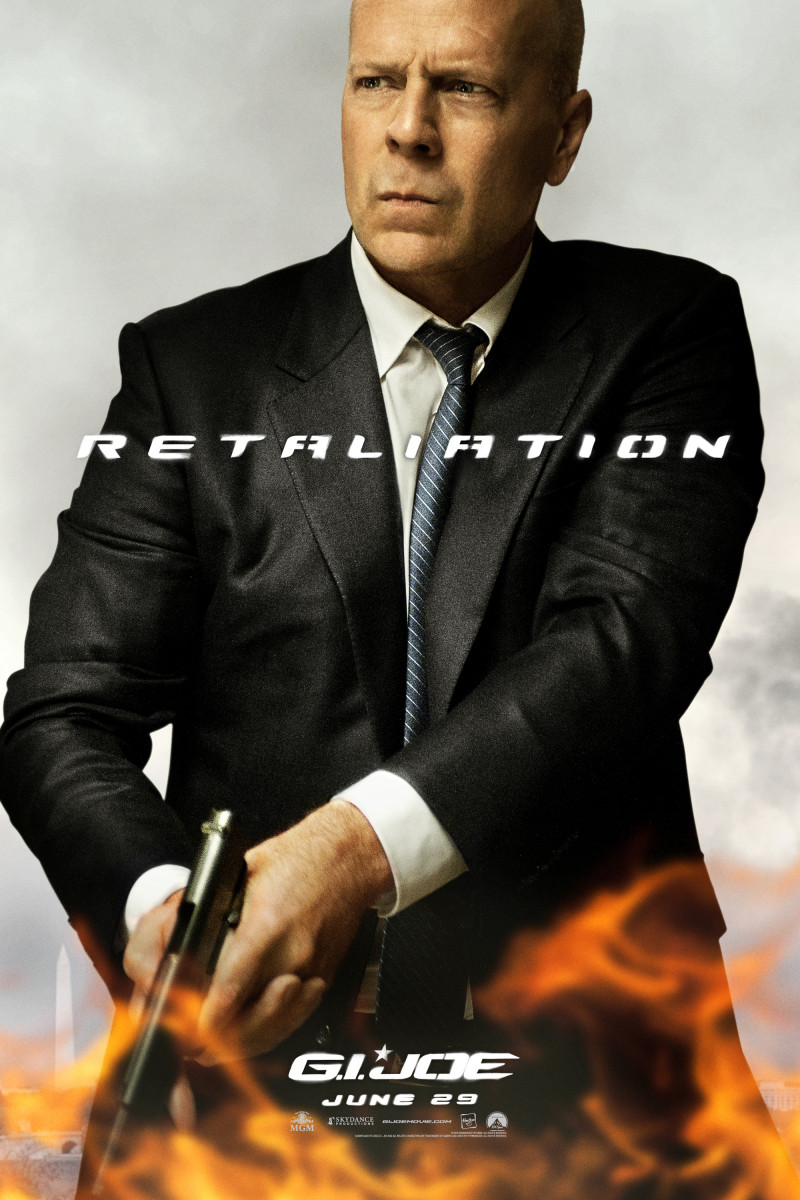 G I Joe Retaliation 2013 Filmfed Movies Ratings Reviews And Trailers