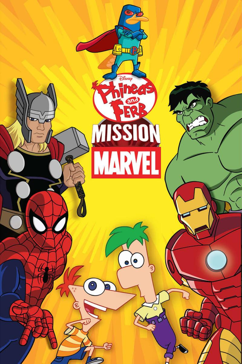 Phineas and Ferb: Mission Marvel (2013)
