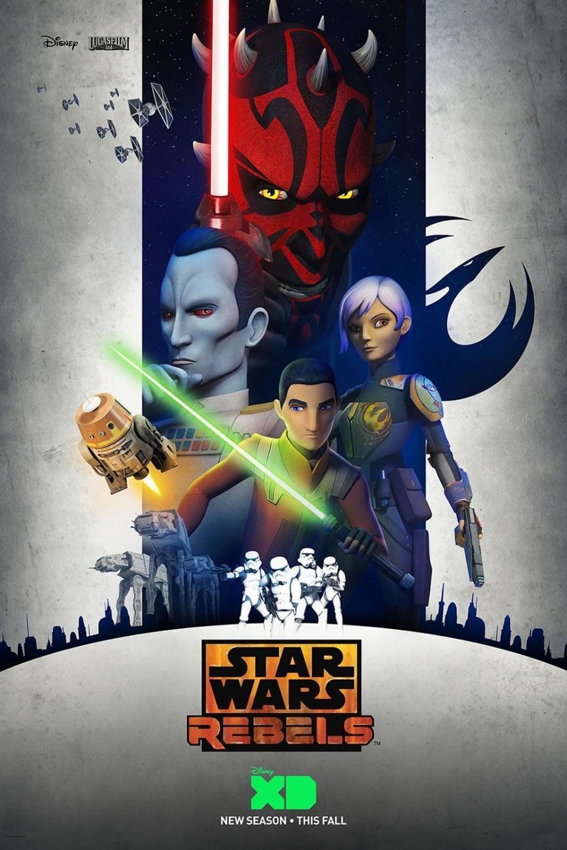 Star Wars Rebels: Steps Into Shadow (2016)