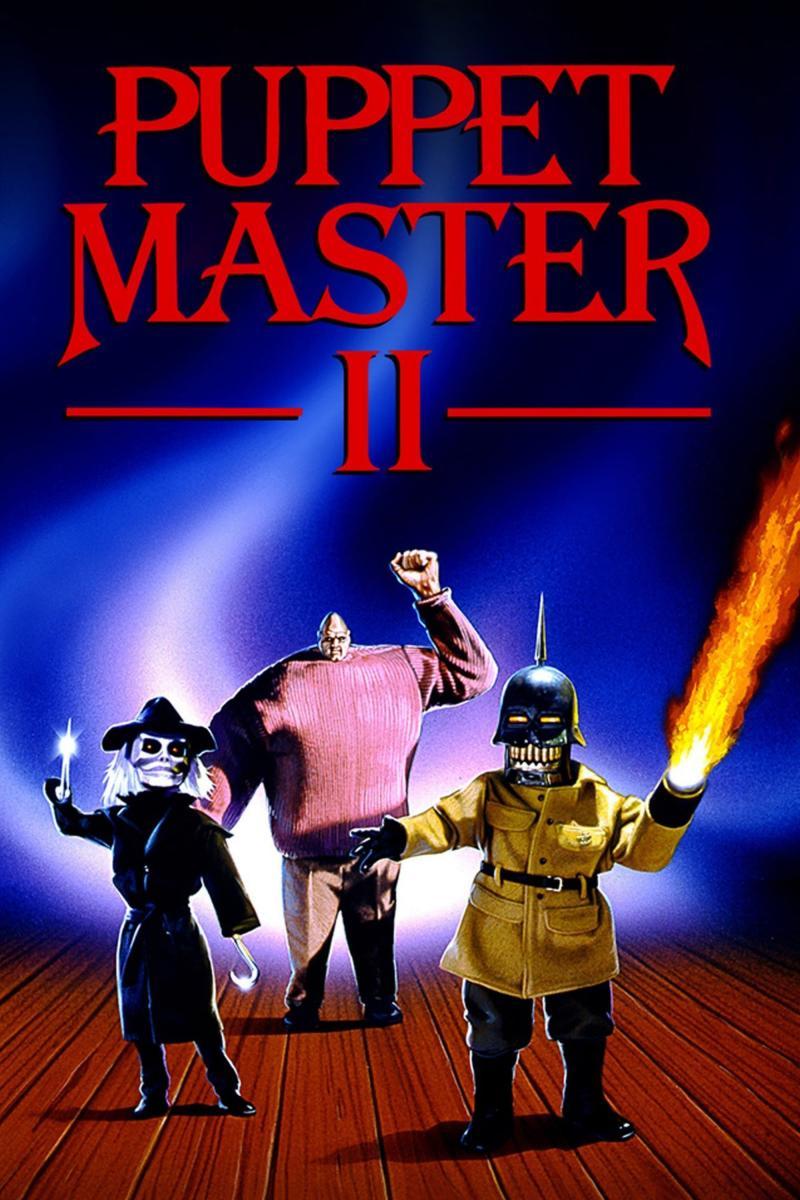 Puppet Master II (1991)