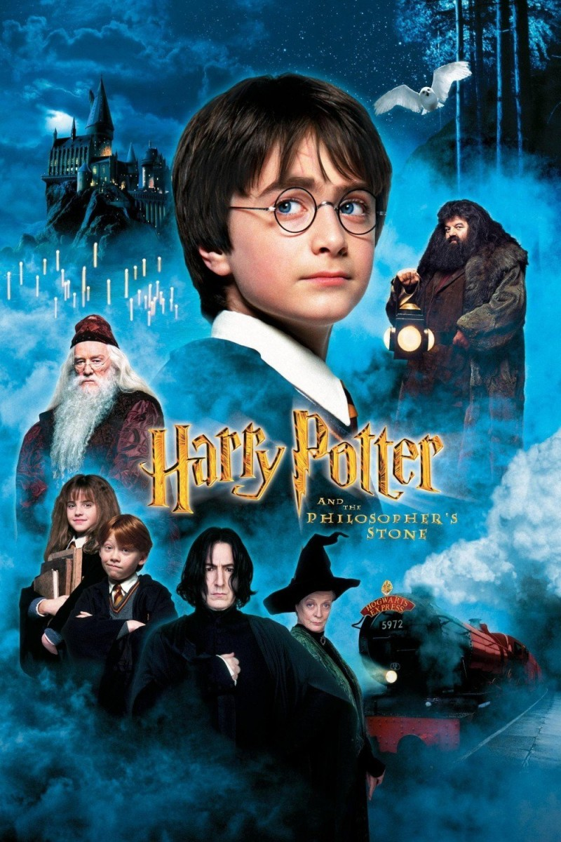 Harry Potter and the Philosopher's Stone (2001)