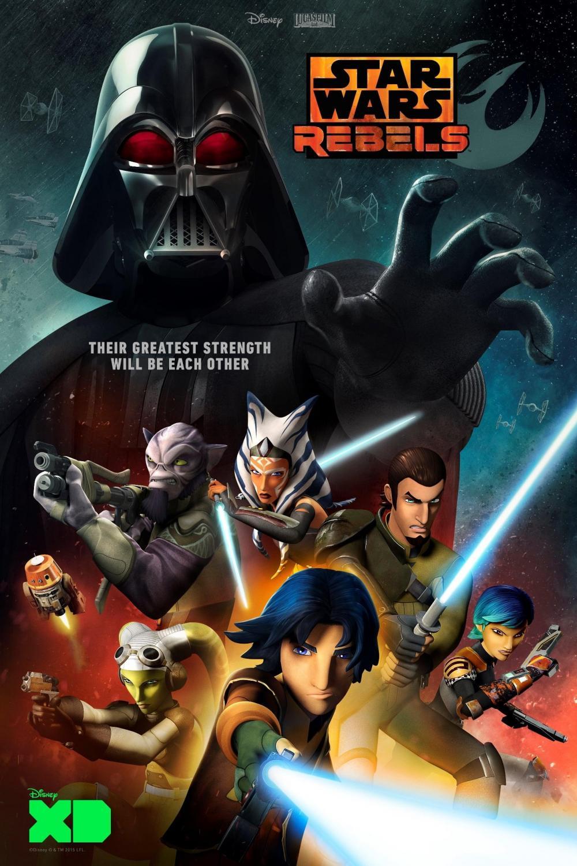 Star Wars Rebels: The Siege of Lothal (2015)