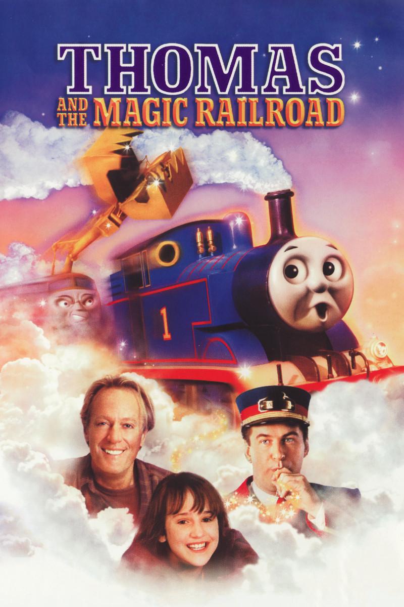 Thomas and the Magic Railroad (2000)