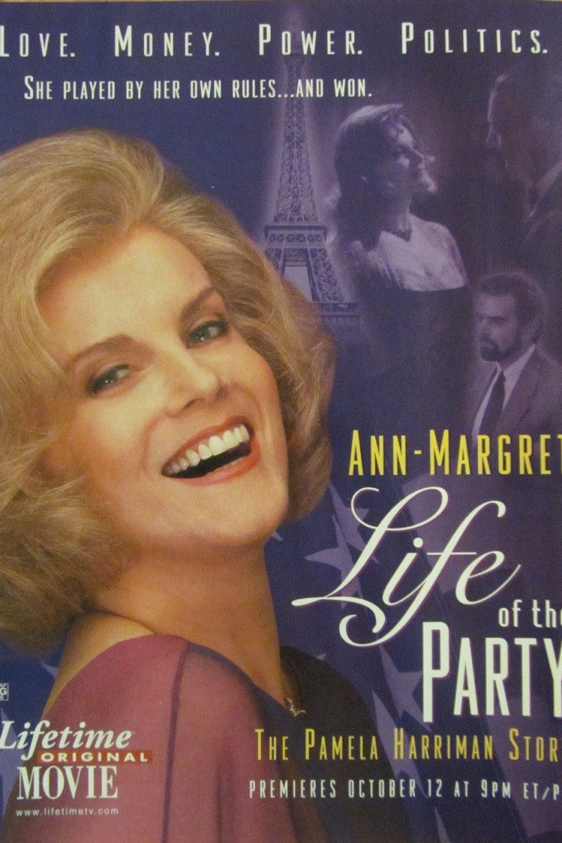 Life of the Party: The Pamela Harriman Story (1998)
