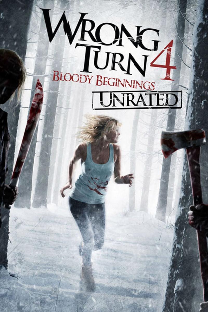 Wrong Turn 4: Bloody Beginnings (2011)