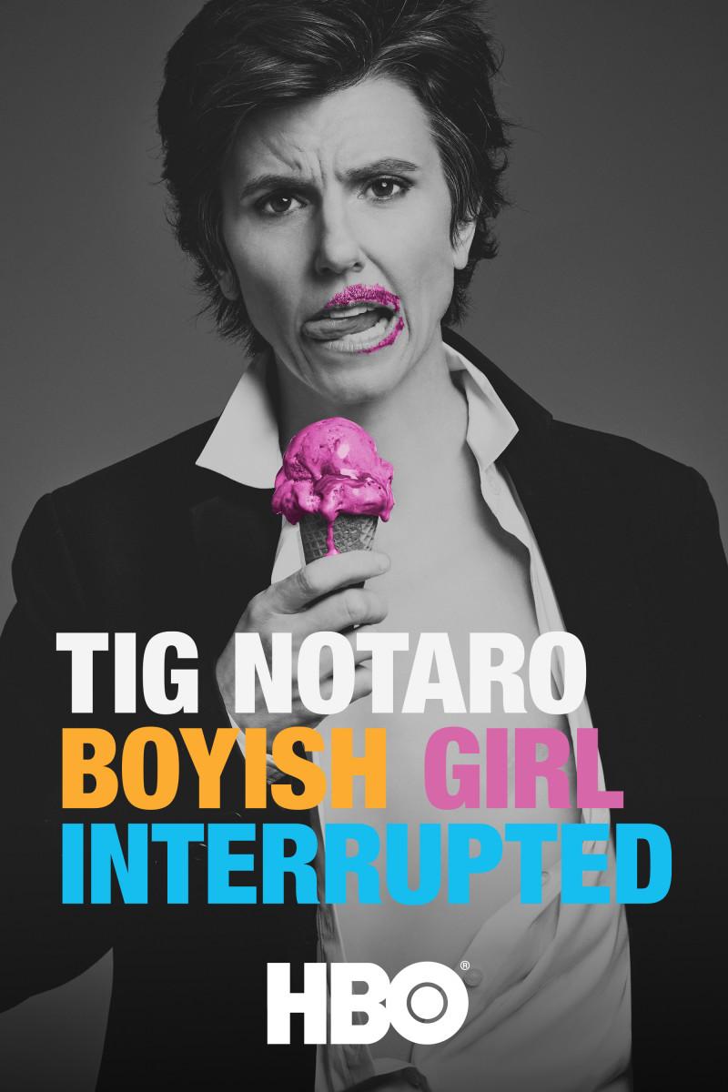 Tig Notaro: Boyish Girl Interrupted (2015)