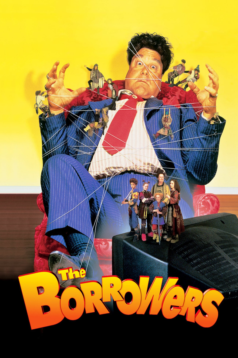 The Borrowers (1998)