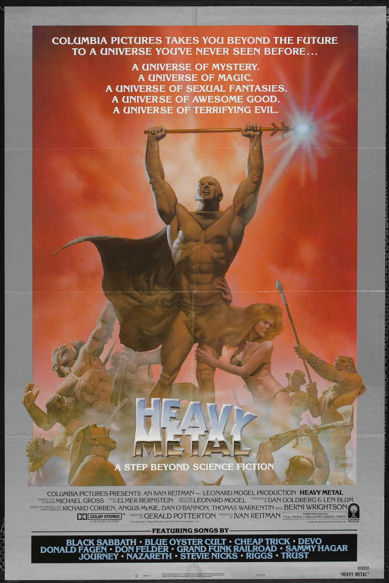 Heavy Metal (1996)