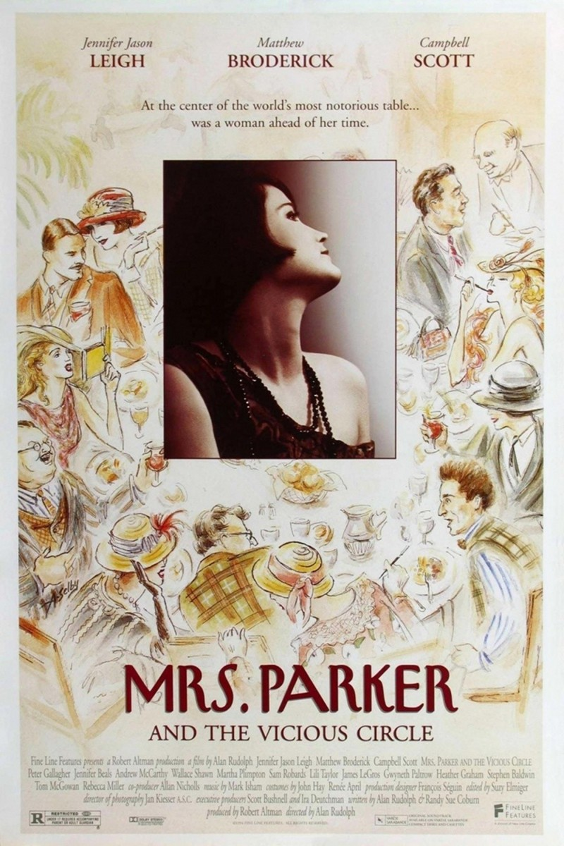 Mrs. Parker and the Vicious Circle (1994)
