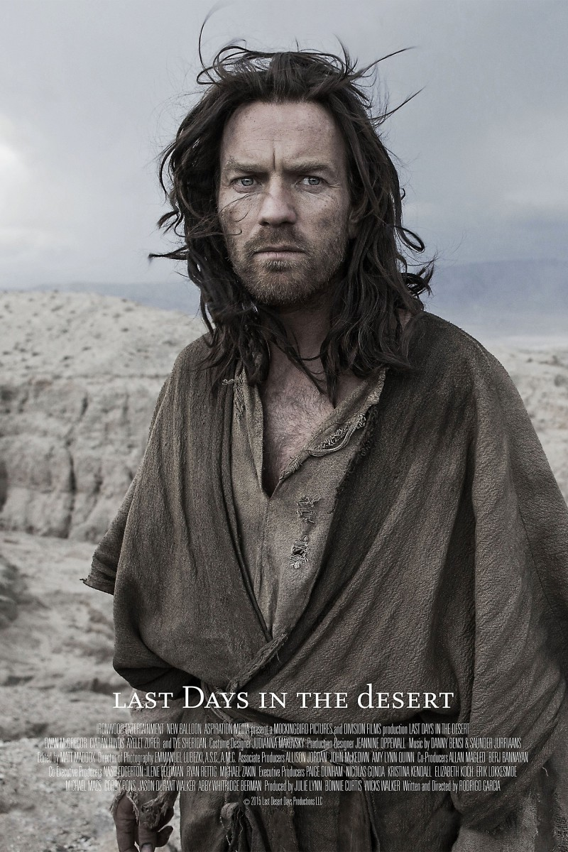 Last Days in the Desert (2016)