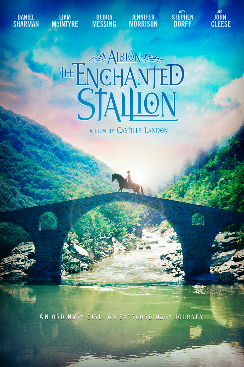 Albion: The Enchanted Stallion (2016)