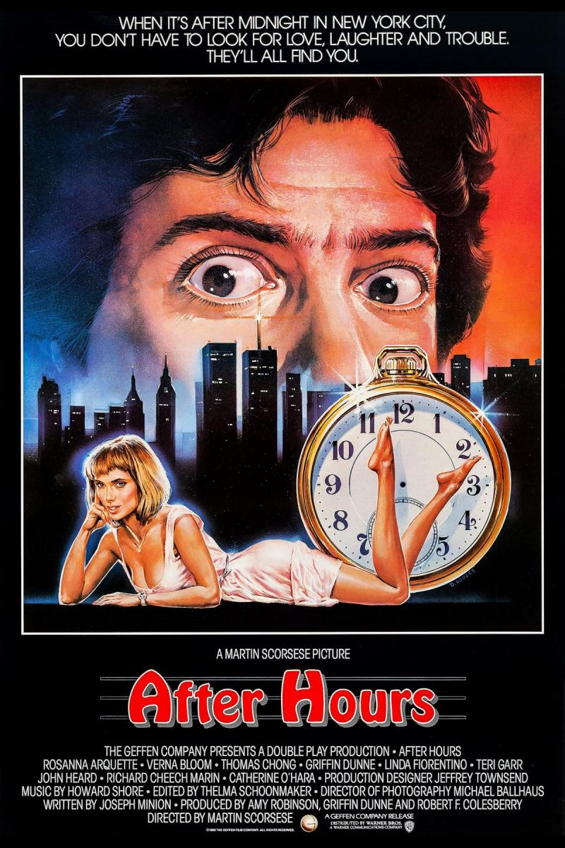 After Hours (1986)