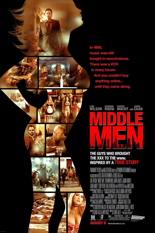 Middle Men (2009)
