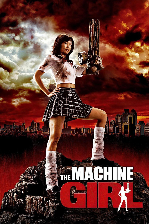 The Machine Girl (2008)
