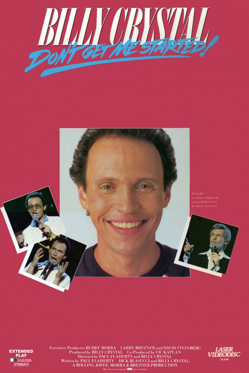 Billy Crystal: Don't Get Me Started (1986)