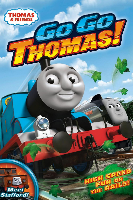 Thomas & Friends: Go Go Thomas (2013)