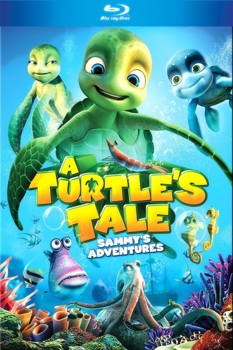 A Turtle's Tale: Sammy's Adventures (2010)