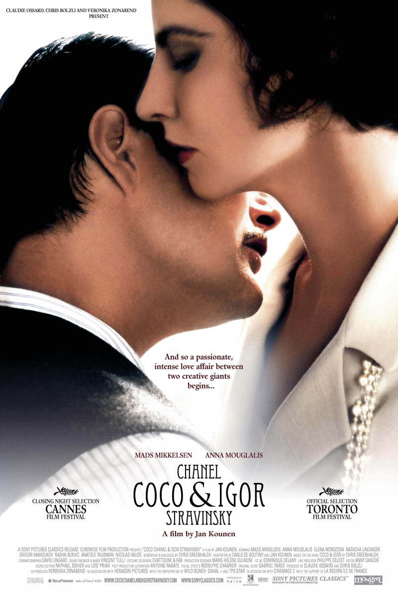 Coco Chanel & Igor Stravinsky (2010)