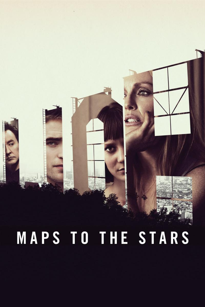 Maps to the Stars (2015)