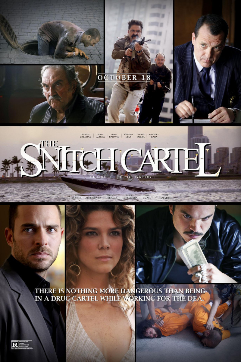 The Snitch Cartel (2013)