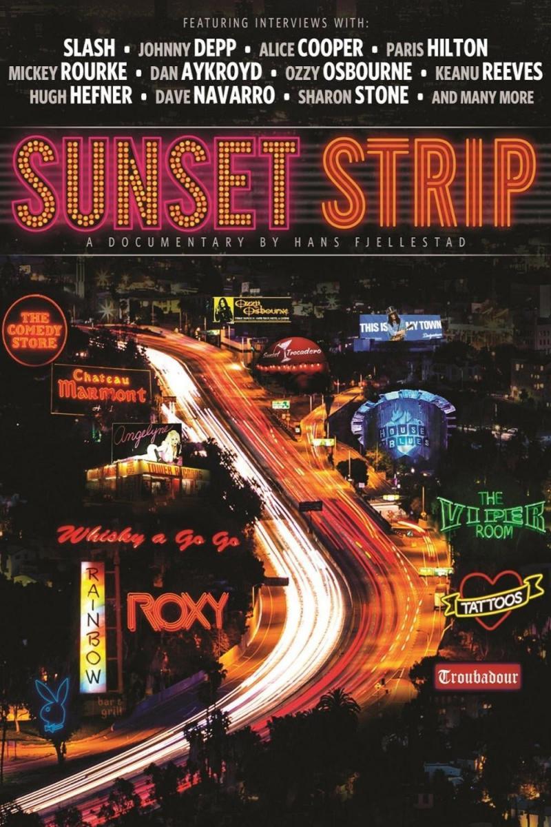 Sunset Strip (2012)
