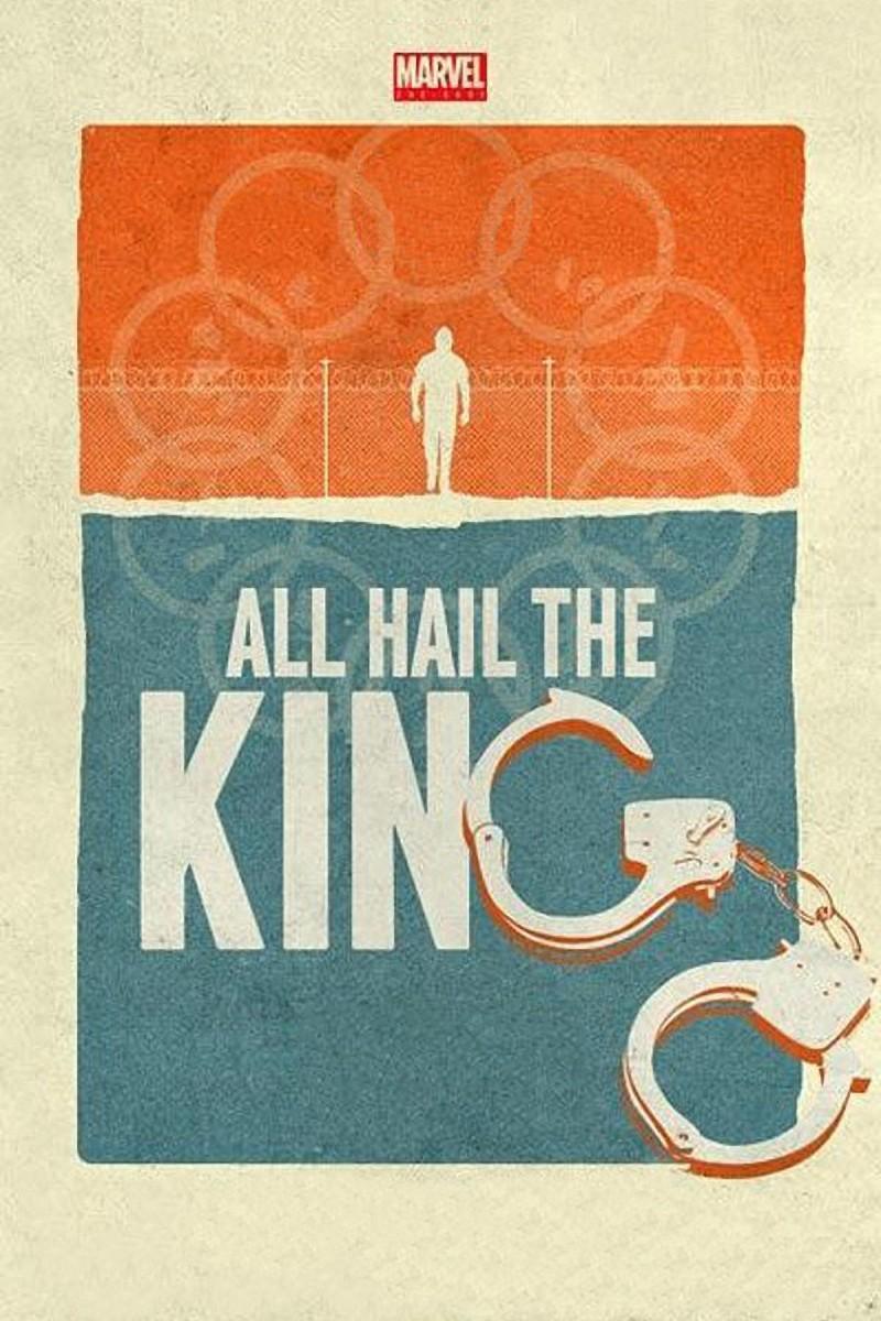 Marvel One-Shot: All Hail the King (2014)