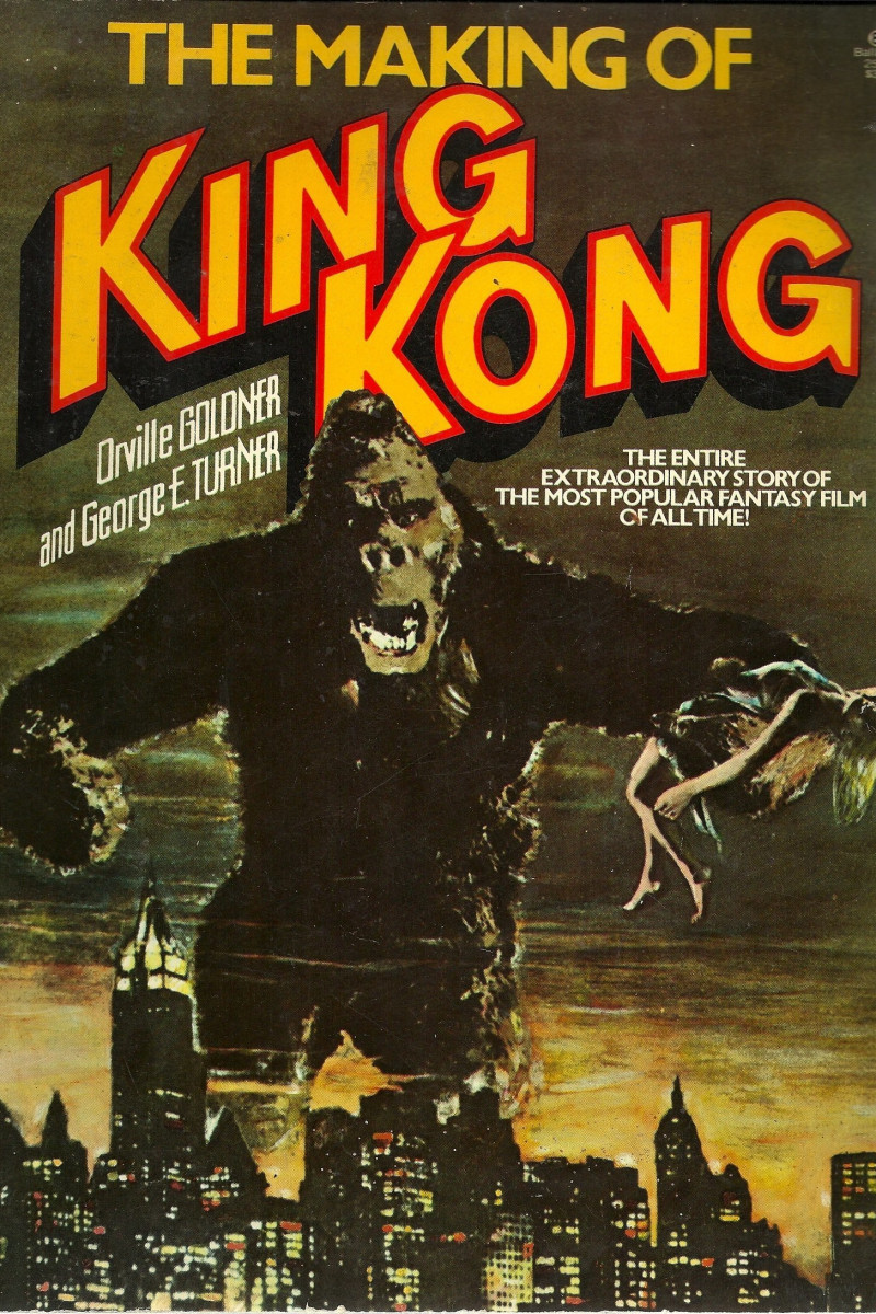 RKO Production 601: The Making of 'Kong, the Eighth Wonder of the World' (2005)