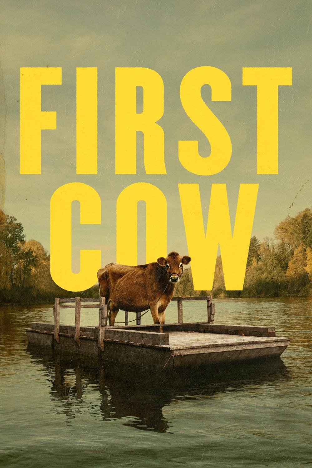First Cow (2020)