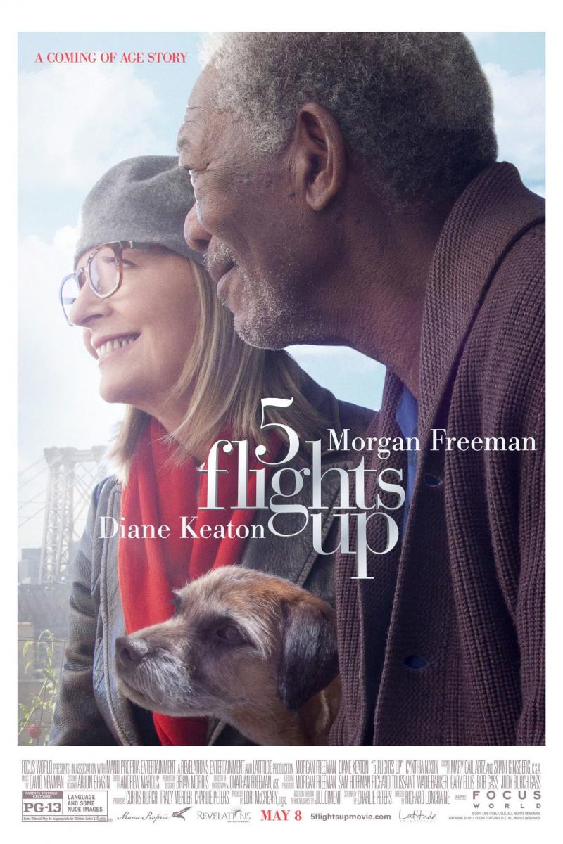 5 Flights Up (2015)