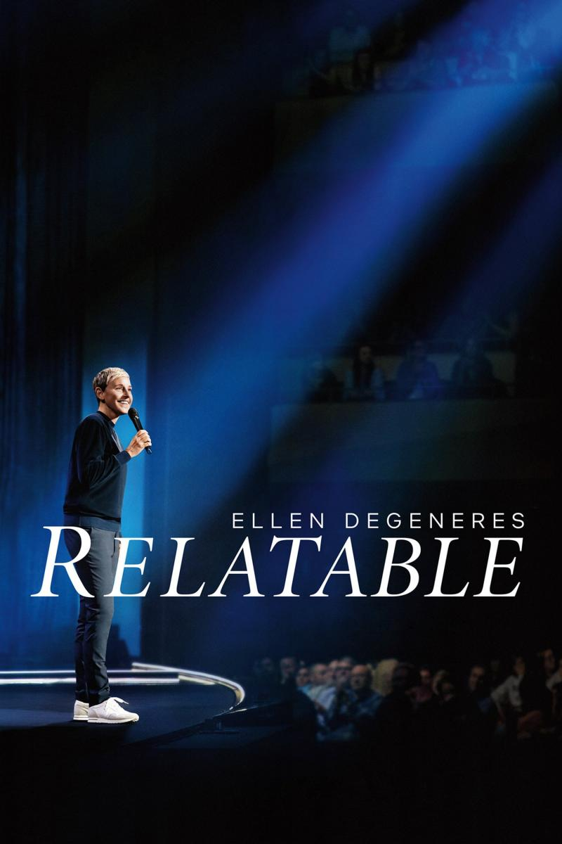 Ellen DeGeneres: Relatable (2018)