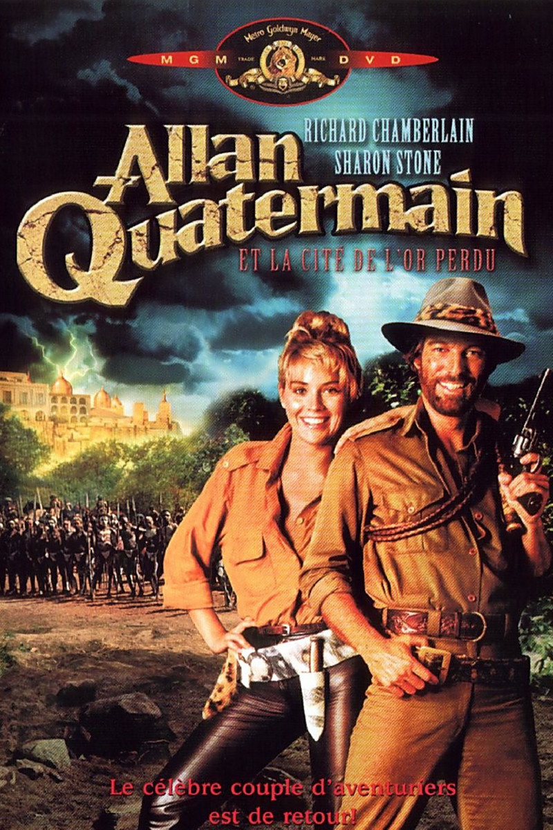 Allan Quatermain and the Lost City of Gold (1986)