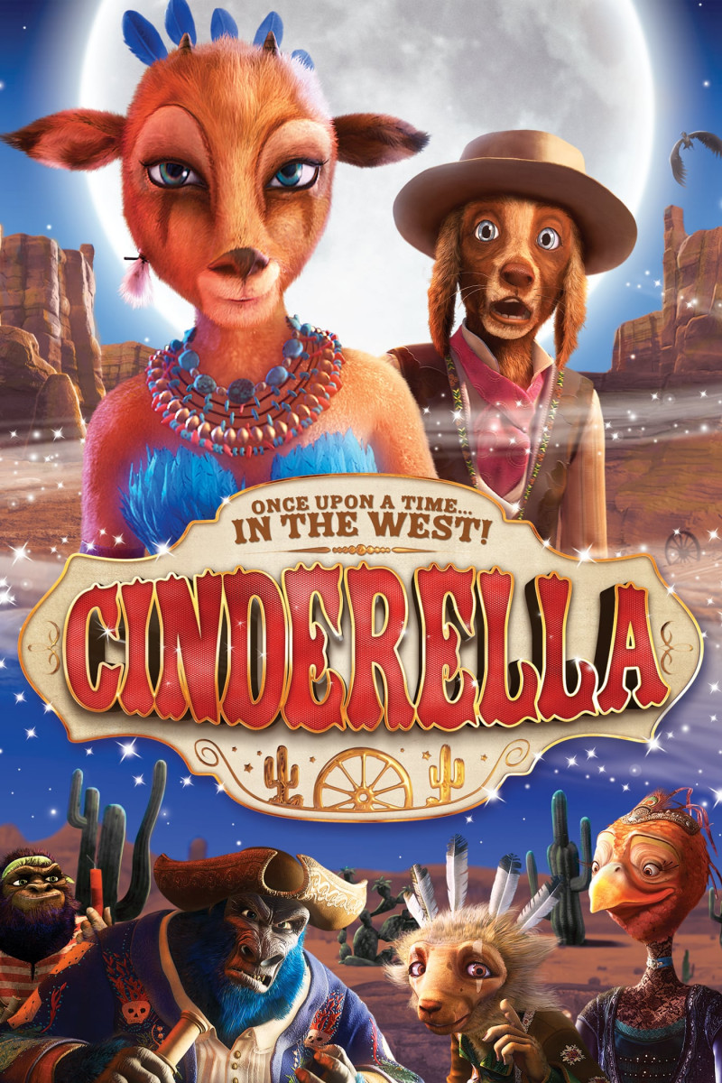 Cinderella Once Upon A Time In The West (2012)
