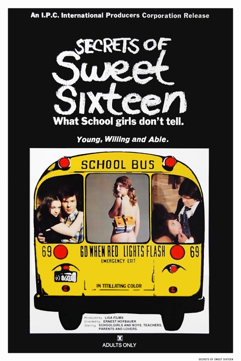 Secrets of Sweet Sixteen (1973)
