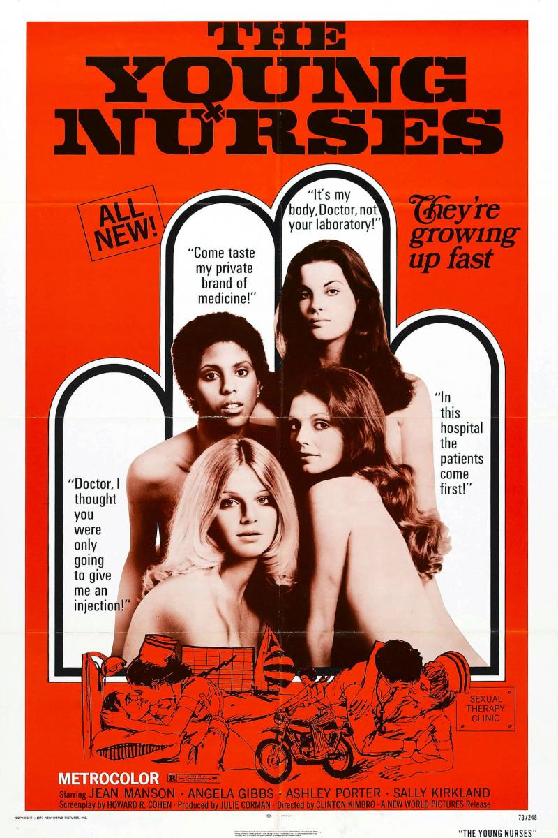 The Young Nurses (1973)