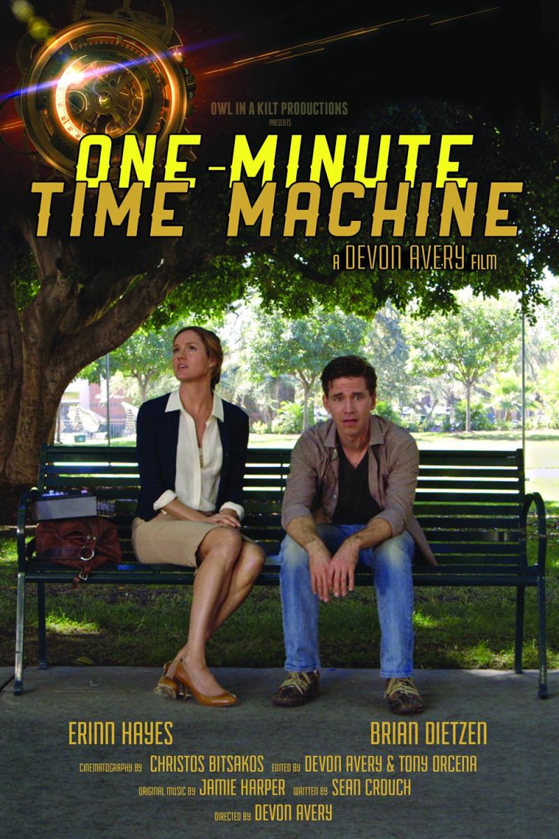 One Minute Time Machine (2014)