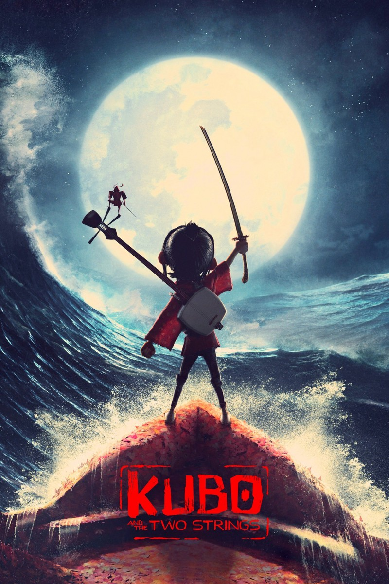 Kubo and the Two Strings (2016)