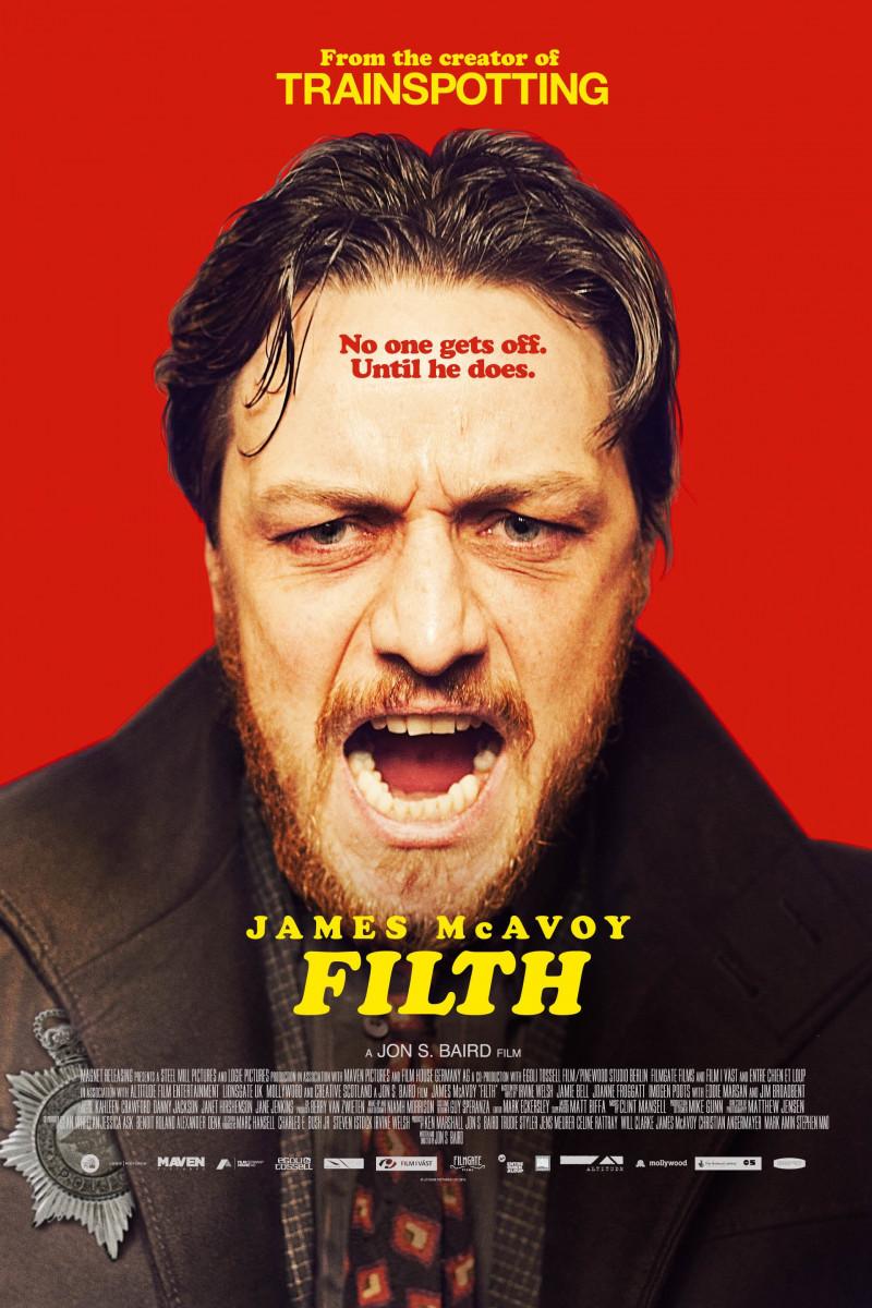 Filth (2014)