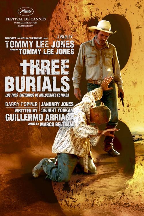 The Three Burials of Melquiades Estrada (2006)