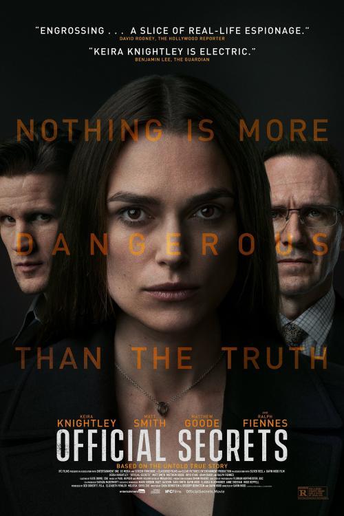 Official Secrets (2019)