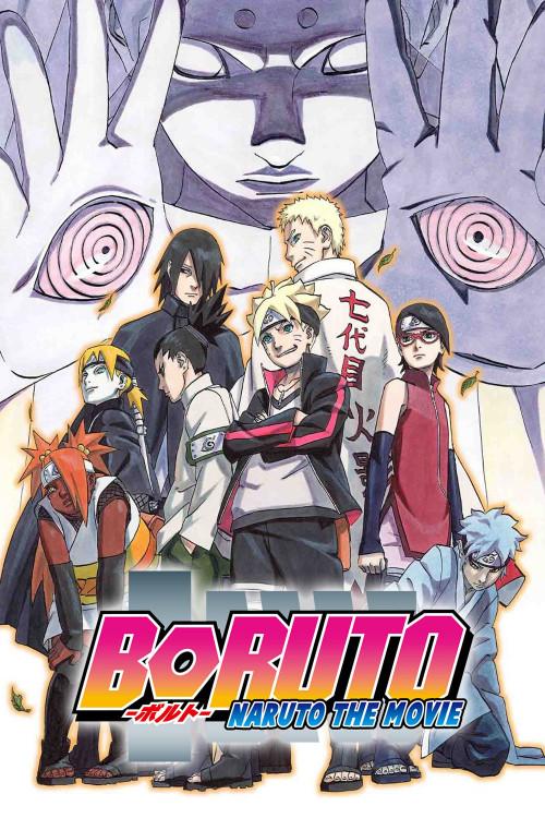 Boruto: Naruto the Movie (0000)