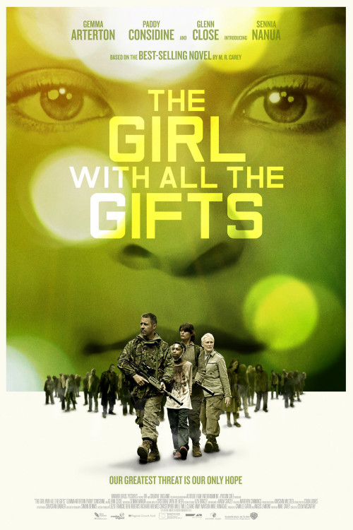 The Girl with All the Gifts (2017)
