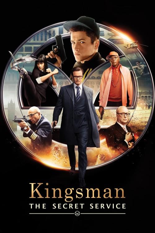Kingsman: The Secret Service (2015)