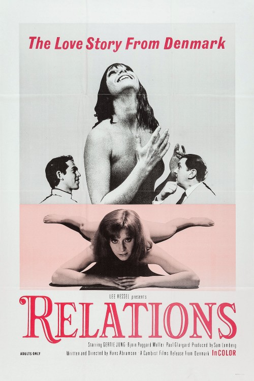 Relations - the love story from Denmark (1969)