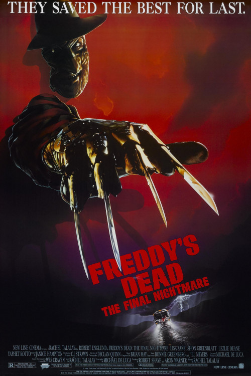 Freddy's Dead: The Final Nightmare (1991)