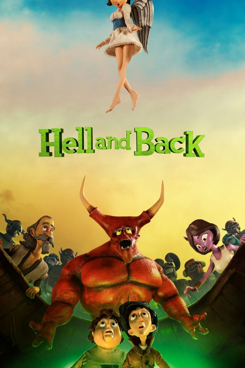 Hell & Back (2015)