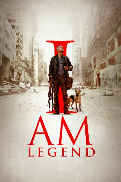 I Am Legend (2007)